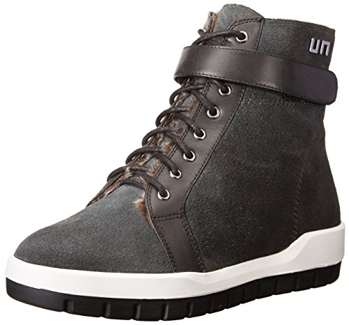 United Nude Women's Philly Snow Boot, Dark Grey/Black, 40 EU/10 M US