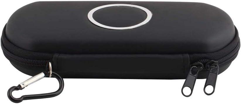Estuche rígido portátil con Cremallera Funda Protectora Bolsa Juego Holder Holder para Sony para PSP 1000 2000 3000 Cubierta de la Bolsa Bolsa de Juego Bolsa: Amazon.es: Electrónica