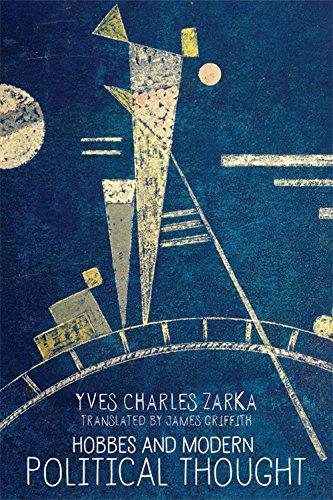 Hobbes and Modern Political Thought: Amazon.es: Zarka, Yves Charles, Griffith, James: Libros en idiomas extranjeros