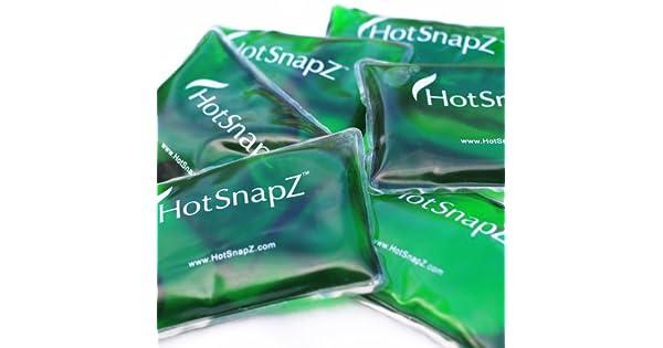 Amazon.com: Calientamanos HotSnapZ Reutilizable Bolsillo ...