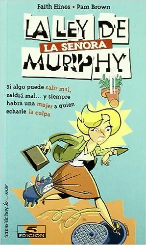 Descargar ebook gratis en pdf para Android La ley de la señora Murphy PDF RTF