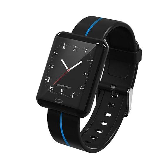 Amazon.com: AnSuu Smart Watch F5 Color Screen Intelligent ...