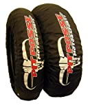 Pit Posse PP3130 Motorcycle Tire Warmer Warmers Sportbike Dual Temp Set For 150-165 Tires 1 Year Warranty