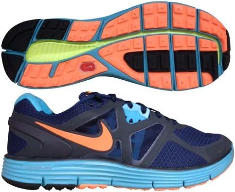Nike Lunar Glide + 3 lunarlon Athletic running zapatillas 454164 484 Hombres de tamaño 7,5: Amazon.es: Deportes y aire libre