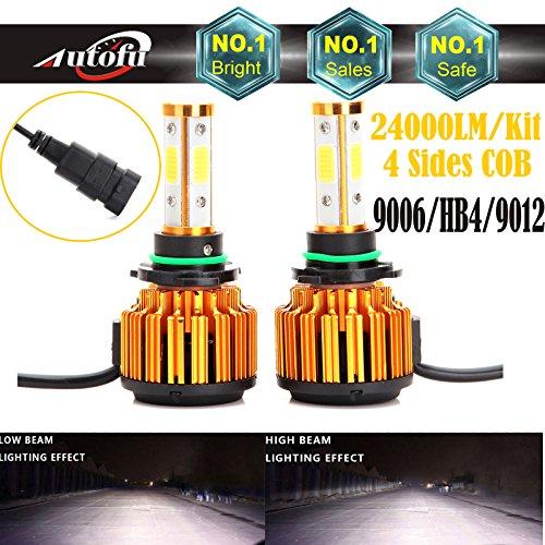 9012 headlight bulb high beam - 6