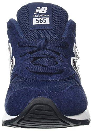 Wl565v1 para Navy Azul Zapatillas New Balance Mujer pvwqRA5