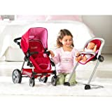Hauck Doll Stroller Pram I'coo Grow With Me PlaySet 4in1