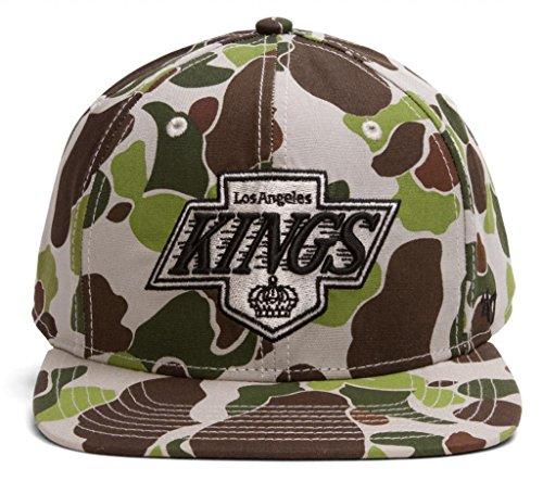 47 Brand NHL Los Angeles Kings Bufflehead Camo Snapback