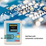Transistor Tester LCR-T7 TFT Transistor Tester Full Color Graphic Display Multifunction