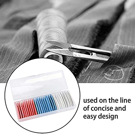 Heat Erasable Fabric Marking Pens 100pcs,Disappearing Ink Cloth Tracing Refills for Creating Washable Art and Lettering,Sewing,Quilting,Dressmaking,Shoesmaking,Leather