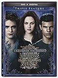 Buy The Twilight Saga: Extended Edition Triple Feature [DVD + Digital]