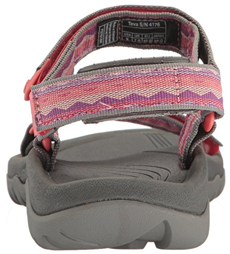 Sports Women's Outdoor Pink Sandal Teva Lifestyle Coral XLT Lago and Hurricane W4t4nPT