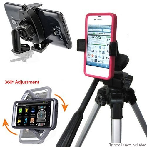 ChargerCity MegaGrab Easy Adjust Smartphone Recording