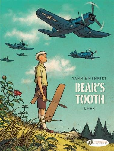 Max (Bear's Tooth) (Volume 1)