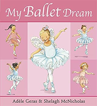 book cover of My Ballet Dream