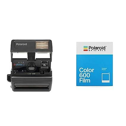 Cámara Polaroid 600 + Polaroid Originals - 4670: Amazon.es ...