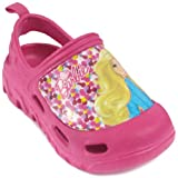 Mattel Barbie Clog (Toddler),Pink,8 M US Toddler