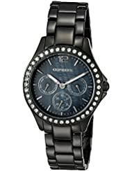 CEPHEUS Womens CP502-622 Analog-Quartz Watch