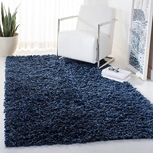 Safavieh Sheep Shag Collection SSG212N Hand-woven Area Rug