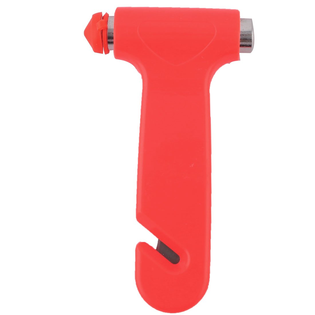 uxcell Plastic Handle Car Auto Safety Emergency Break Hammer 133mm Long 2pcs by uxcell (Image #3)