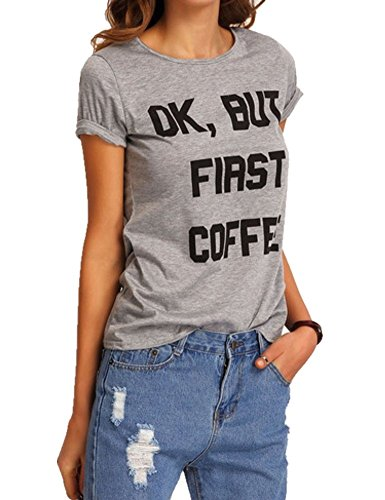 Haola Womens Casual Printed T Shirt product image