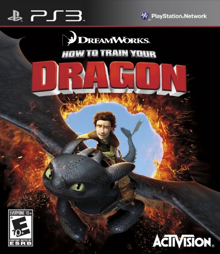 How to Train Your Dragon - Playstation 3 (Train Dragon Wii)