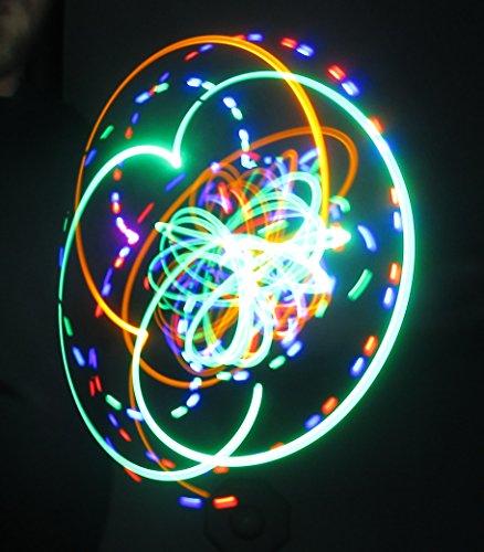 Spinning Led Light Show