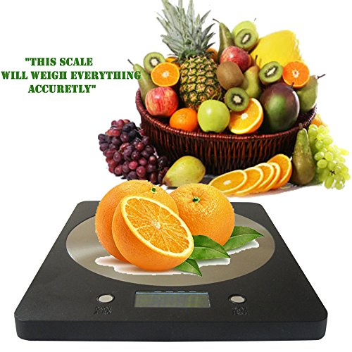 Electric Slim Kitchen Food Scale