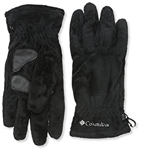 Columbia Women's Pearl Heat Gloves, Black, Small