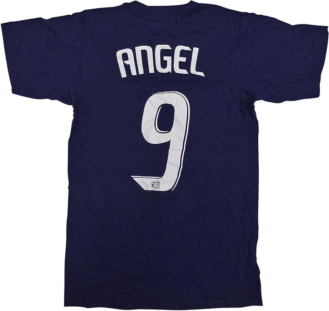 Juan Pablo Angel Chivas USA MLS Jersey Name & Number T-Shirt