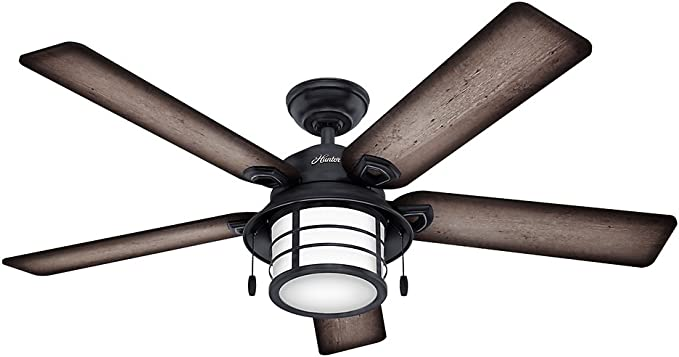 best outdoor fans with lights