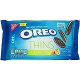 OREO Thins Chocolate Sandwich Cookies, Pistachio