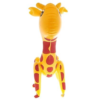 sharplace Unisex niños hinchable suave animales pelota ...