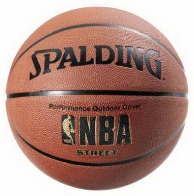 3) EA Sports Spalding 63 - 249 tamaño completo NBA Street Al Aire ...