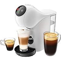 Krups Genio S Basic KP2401 - Cafetera de cápsulas, capacidad XL 0.8 litros, bebidas frías o calientes, modo Eco…