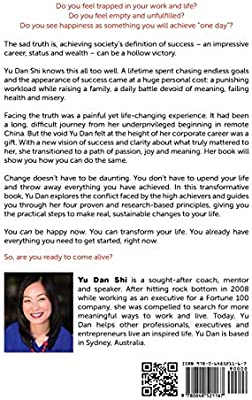 Come Alive: Live a Life with More Meaning and Joy: Yu Dan