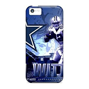 Tpu L.M.CASE Shockproof Scratcheproof Dallas Cowboys Hard Case Cover For Iphone 5c