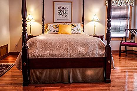 Amazon Com Home Comforts Framed Art Your Wall Bed Four Poster Rice