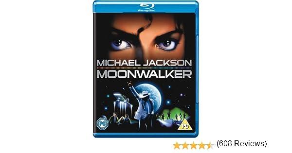 Michael Jackson - Moonwalker Edizione: Regno Unito Reino Unido Blu ...