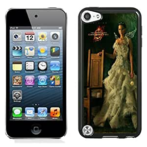 Fashion DIY Custom Designed iPod Touch 5th Generation Phone Case For Katniss The Hunger Games Phone Case Cover