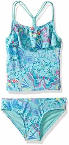 The Children's Place Girls' Tankini Swim Suit