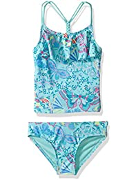 The Children's Place Girls' Tankini Swim Suit