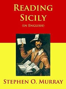 Reading Sicily (in English) by [Murray, Stephen O.]