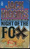 Night of the Fox, Jack Higgins, 0671640585