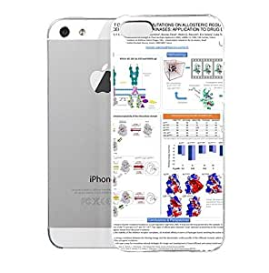 iPhone 5S Case AllosterlcRegulatien Impact Of Oncogenic Mutations On AllosterlcRegulatien Of Rec Articles To Be Merged From June 2012 Hard Plastic Cover for iPhone 5 Case