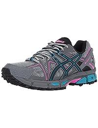 ASICS Womens Gel-Kahana 8 Running Shoe Grey