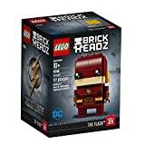 LEGO Juego de Construcción Brickheadz DC Comics Super Heroes The Flash (41598)