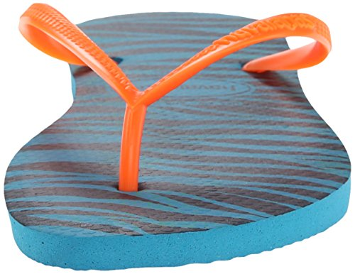 Blue Slim Flip Animals Capri Women's Flop Havaianas S1zRF