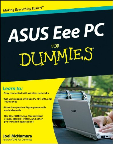 ASUS Eee PC For Dummies  English Edition