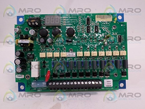 NATIONAL CONTROLS DNC-T2010-020 CONTROL BOARDNEW NO BOX by National Controls